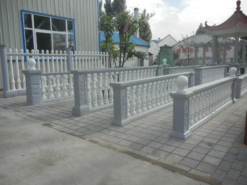 海口水泥围墙栏杆