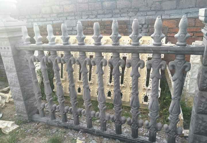 海南欧式水泥栏杆